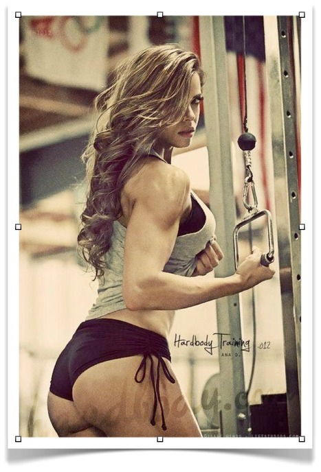 The Best Triceps Exercises for Women | Bodybuilding & Fitness | Scoop.it