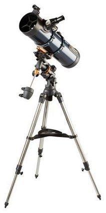 Celestron Astromaster 130EQ-MD Reflector Telescope | The Sky View | Scoop.it