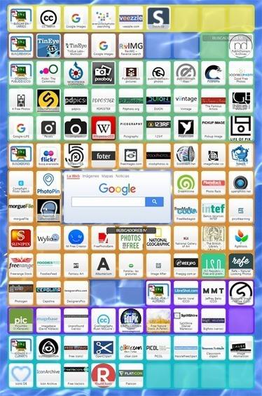 Bancos de Imágenes CC-Symbaloo | Tecnología Educativa e Innovación | Scoop.it
