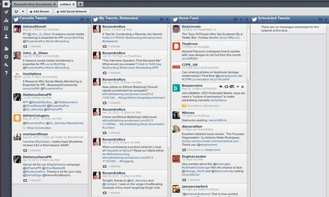 Top 10 Free Social Media Monitoring Tools - Brandwatch | The ROI of Social Media Marketing | Scoop.it