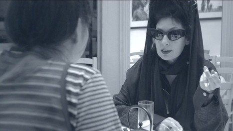 Susie Bubble in conversation with Diane Pernet | Fashion Bloggers | Scoop.it