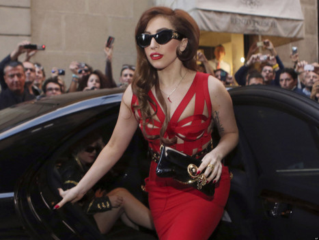 Lady Gaga Stripped Of Millions Of YouTube Views | Harris Social Media | Scoop.it