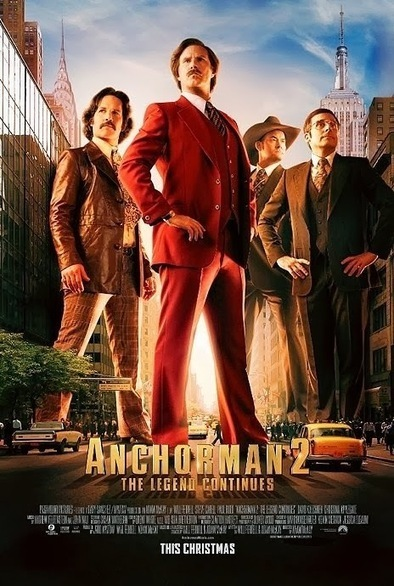 Watch Anchorman 2 The Legend Continues Movie Free Full Online | Putlocker | life | Scoop.it