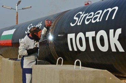South Stream gets underway already in three countries over 12 months | Members Lounge | Scoop.it