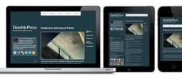 10 temi WordPress gratuiti e compatibili con i dispositivi mobile. | Wordpress themes plugin tips | Scoop.it