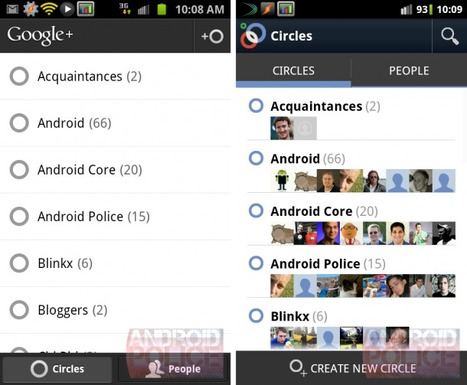 Télécharger Google+ 2.0 sur votre mobile Android! | firefox-comicsandgeek | Scoop.it