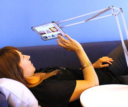IKEA HACK: articulating tablet mount | mrpbps iDevices | Scoop.it