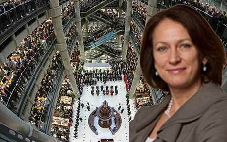 Lloyd's of London appoints Inga Beale as first female chief executive in 325 years - Telegraph   Finance and Insurance Updates   Scoop.it