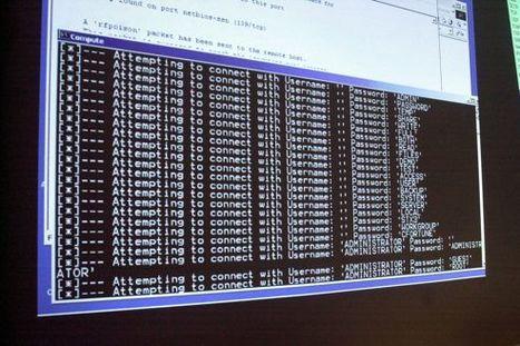 Explosion des cyberattaques contre les entreprises | Antisocial, tu perds ton sang-froid... | Scoop.it