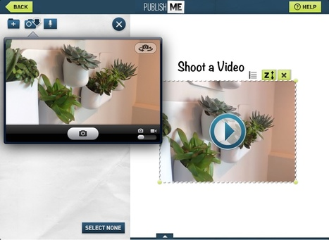 Create videos in PublishME. Use them instantly in your slides | Powerpoint for the iPad. | Scoop.it