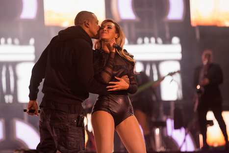 25 Examples of Beyonce and Jay Z Being Perfect Together | Beyonce | Scoop.it