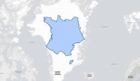 Quelle taille fait réellement votre pays par rapport aux autres ? | Géopolitique & Cartographie | Scoop.it