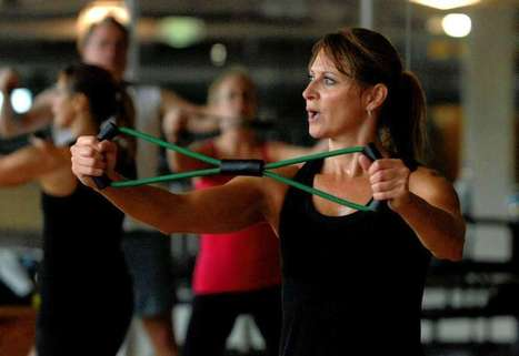High intensity workouts burn more calories, take less time - NorthJersey.com | Healthy Living | Scoop.it