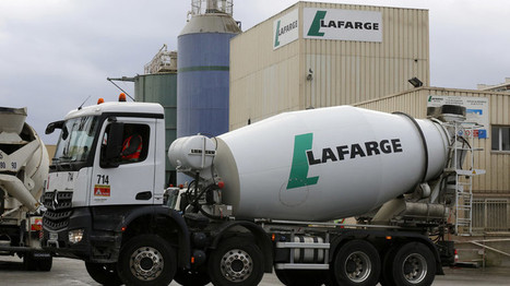 French industrial giant Lafarge paid taxes to ISIS | Saif al Islam | Scoop.it