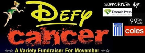 Defy Cancer II | Facebook | Defy Cancer II | Scoop.it