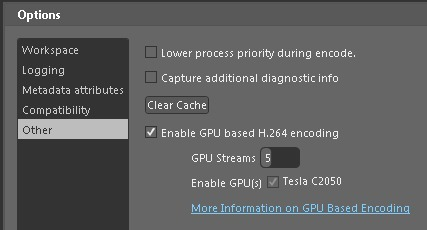GPU Encoding in Expression Encoder 4 Pro SP1 | Video Breakthroughs | Scoop.it
