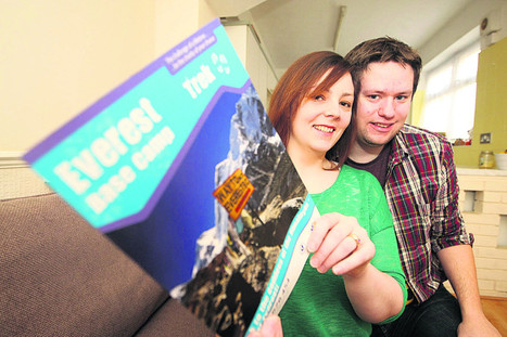 Couple's high and mighty Everest climb for hospice   Himalaya Trekking   Scoop.it