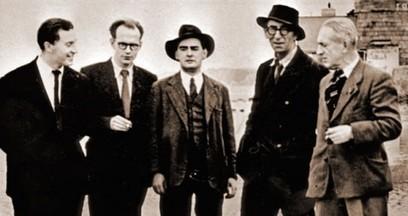 Video of The First Bloomsday: Watch Dublin's Literati Celebrate James Joyce's Ulysses in Drunken Fashion, 1954 | James Joyce | Scoop.it