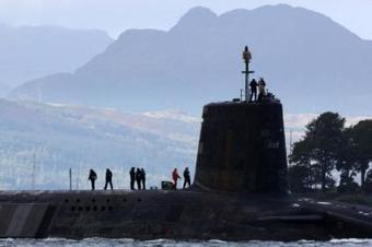 Alarm about lack of a plan for Trident if UK breaks up | Wings Over Scotland NewsWire | Scoop.it
