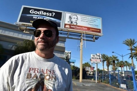 Goofy Church Of Bacon Offers Religious Services to Meat Lovers | Strange days indeed... | Scoop.it