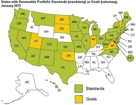 Renewable energy and political geography « The Berkeley Blog | Geography | Scoop.it