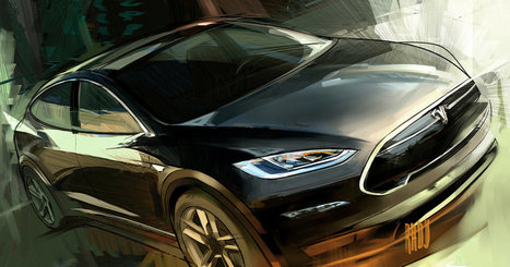 Here's Everything We Know About The New Tesla Model X   Nerd Vittles Daily Dump   Scoop.it