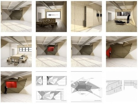 Not Just Mapping, Reshaping: VVOX on Projection for Personalizing Architecture, Space | OURAGINI | Scoop.it