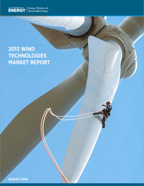 New study finds price of wind energy in US at an all-time low; competitiveness of wind has improved | Sustain Our Earth | Scoop.it