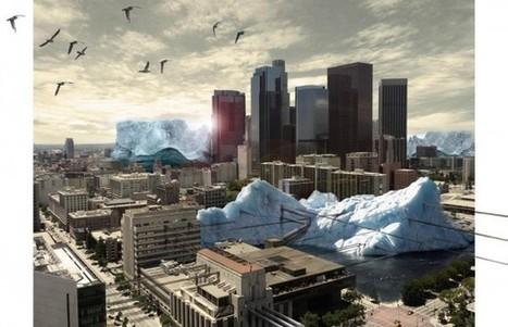 Insolite : un glacier artificiel au coeur d'Ulan Bator | Architecture pour tous | Scoop.it