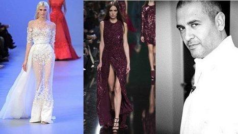 Designer of the week: Elie Saab - Perth Now | fashion | Scoop.it