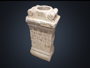 @epigraphia3D: descifrando inscripciones romanas en 3D | EURICLEA | Scoop.it