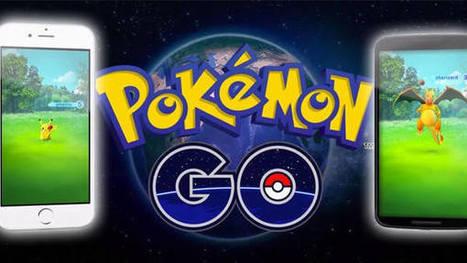 Pokemon Go: Lanzamiento en Europa colapsa servidores del juego   Descargas Juegos y Peliculas   Scoop.it