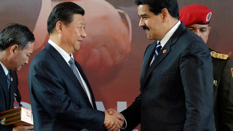 China secures Venezulan oil and gold deals, as President visits L.America | Gold and What Moves it. | Scoop.it