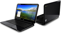 Hewlett-Packard joins Chromebook fray with 14-inch browser-based laptop | PCWorld | Digital-News on Scoop.it today | Scoop.it