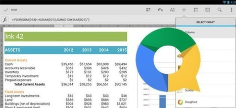 Google ofrece Quickoffice gratis para iOS y Android.- | Aprendiendo a Distancia | Scoop.it