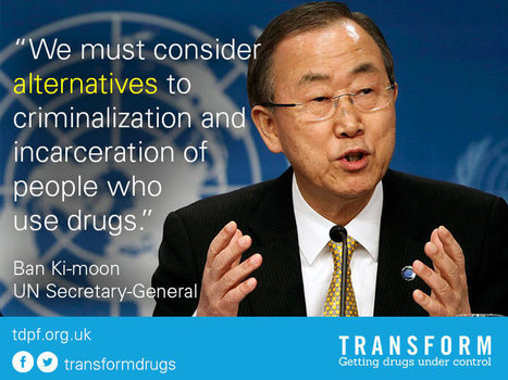 The truth behind the UNODC's leaked decriminalisation paper | Transform: Getting Drugs Under Control | Drugs, Crime and Control | Scoop.it