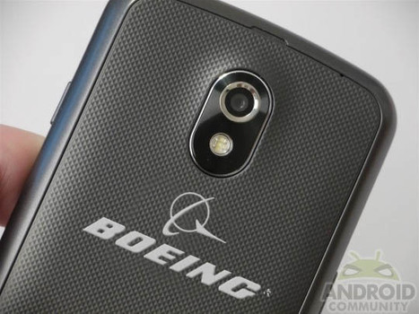 Boeing to Jump into the Mobile Phone Business | Binterest | Scoop.it