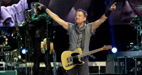 Bruce Springsteen's Favorite Guitar : The Story Behind One-of-a-Kind Ax - Rolling Stone | Bruce Springsteen | Scoop.it