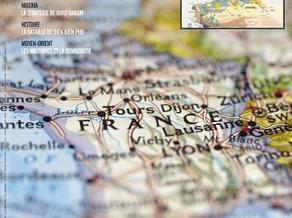 """Carto, Le Monde des Cartes """"France et mondialisation"""" n°17 - RFI   Géographie numérique   Scoop.it"""