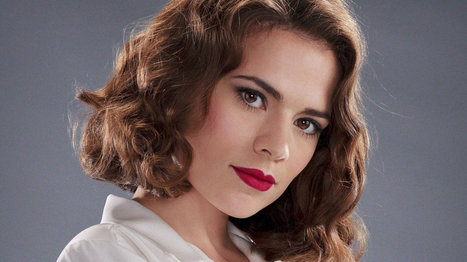 Hayley Atwell Indicates Dominic Cooper is in Marvel's Agent Carter - IGN | Superheroes | Scoop.it