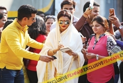 Exclusive: On the sets of Super Nani | Entertainment | Scoop.it