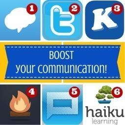 6 Ways to Boost Parent-Teacher Communication | Communications | Scoop.it
