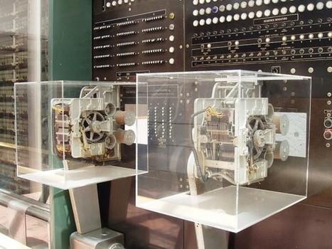Se cumplen 70 años de la computadora Harvard Mark I | Auditor | Scoop.it