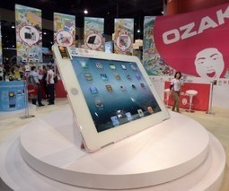Tablets: Apple First, Samsung Second, Amazon Third in Q4 2012 | Cloud Paradigms | Scoop.it
