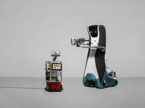 The one-armed robot that will look after me until I die | Ethical Ed Tech | Scoop.it