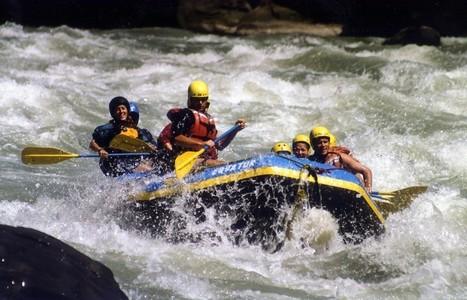Marsyangdi River Rafting | Tour in Nepal | Scoop.it