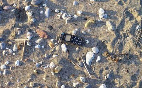 35 restos de basura cada 10 metros de playa | Contaminación en Oceanos | Scoop.it