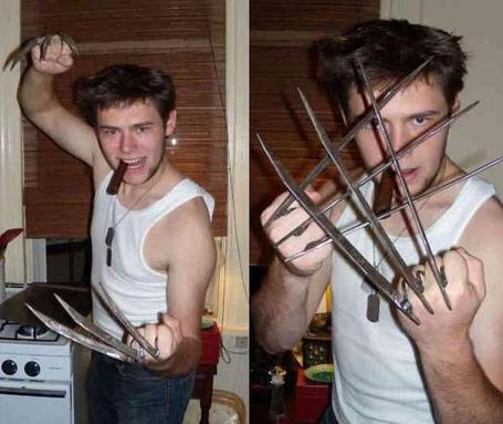 The DIY Wolverine Adamantium Claws | All Geeks | Scoop.it