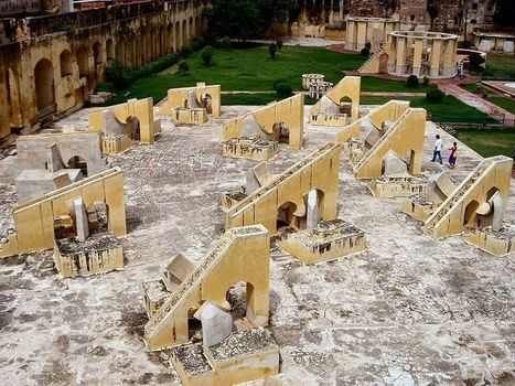 Architectures at the SERVICE of Science: Jantar Mantar (The Jaipur... | The Architecture of the City | Scoop.it