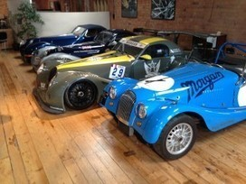 Inside the Morgan Motor Company (Mega Gallery) | The Smoking Tire | Global Family Business Brands | Scoop.it